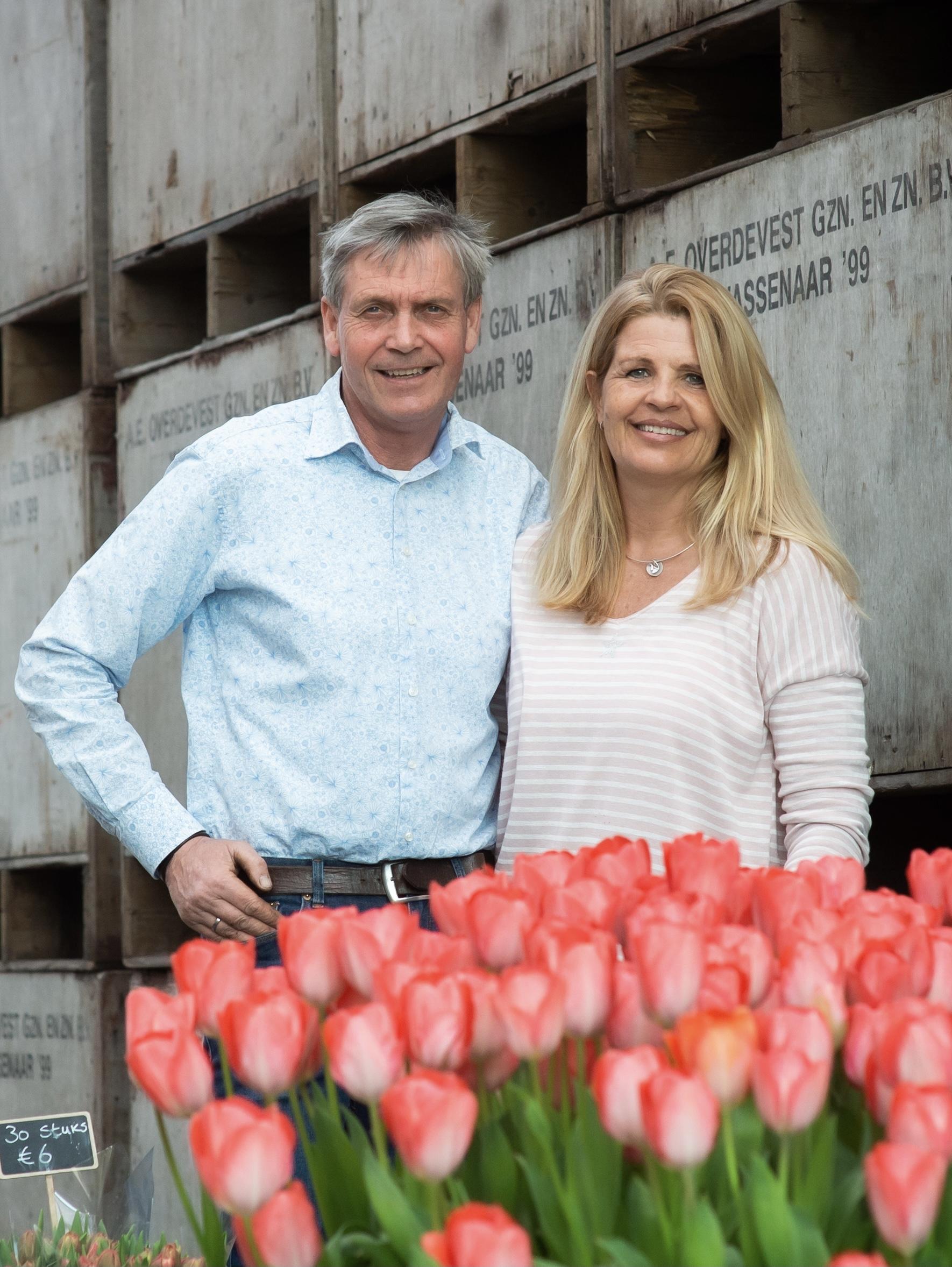 Kees en Ingrid Overdevest